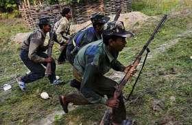 बीजापुर उसूर के जंगल में पुलिस नक्सली मुठभेड़, कमांडर ढ़ेर, हथियार, नक्सल सामाग्री बरामद