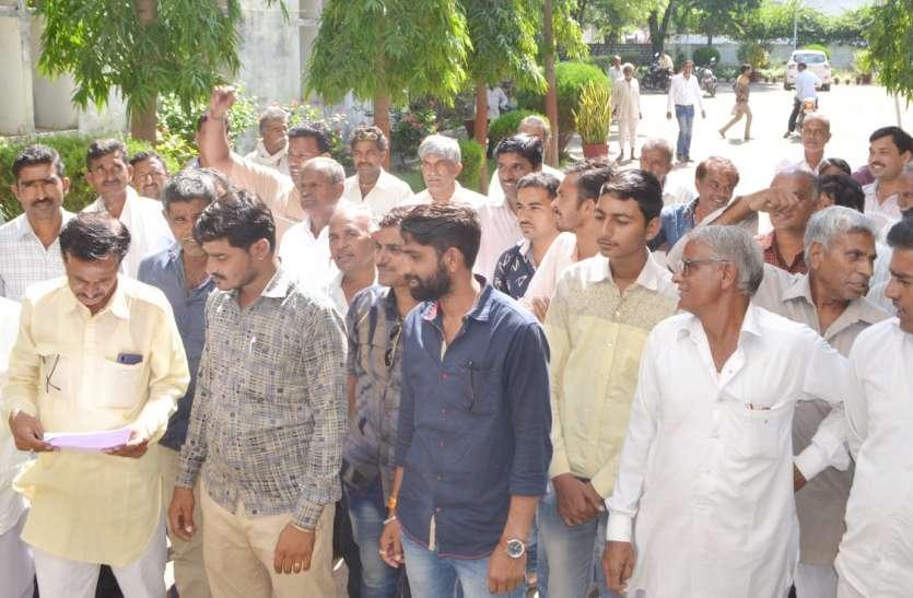 अफीम काश्तकारों को पट्टा वितरण शुरू, शुरूआत में 362 किसान आए