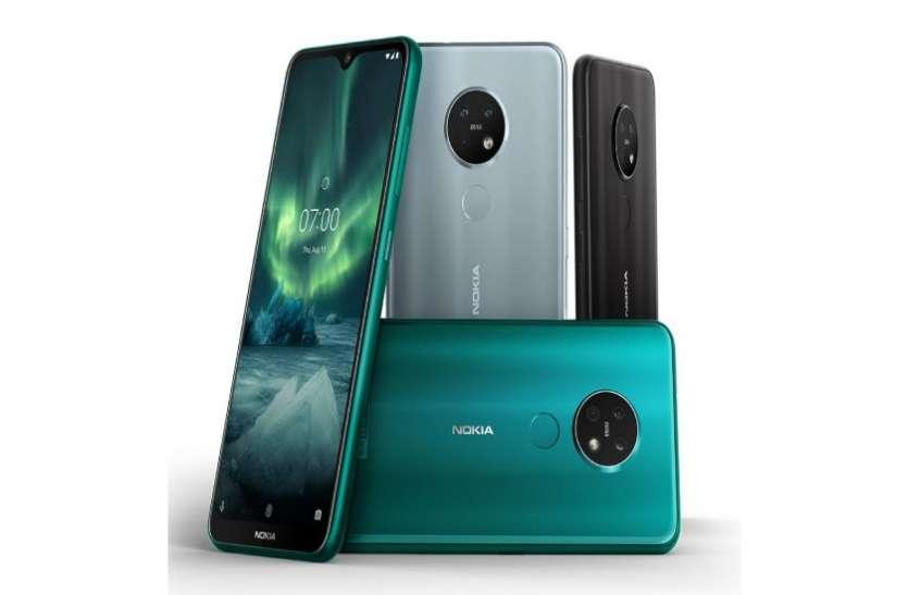 15,999 रुपये की कीमत में ट्रिपल रियर कैमरे वाला Nokia 6.2 भारत में लॉन्च, जानिए स्पेसिफिकेशन्स