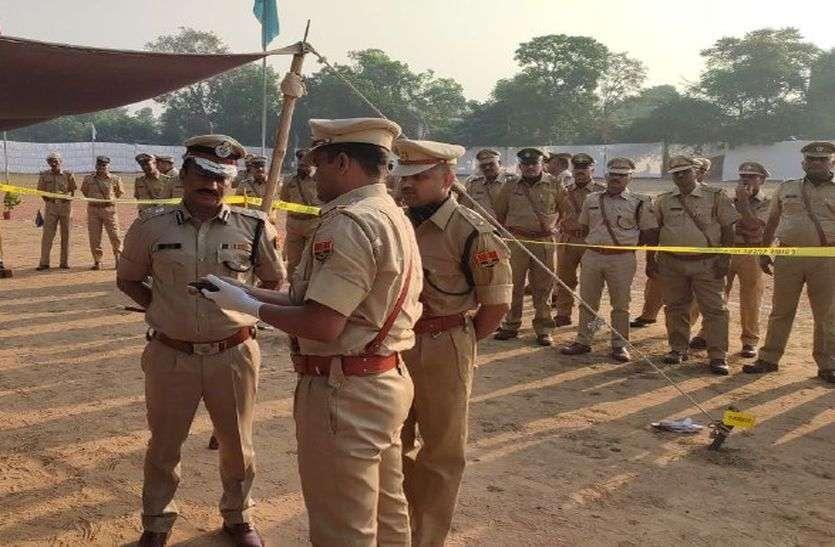 राजस्थान पुलिस के अतिरिक्त पुलिस महानिदेशक दो दिवसीय दौरे पर अलवर पहुंचे, जिले में बढ़ते अपराध को लेकर लेंगे क्राइम मीटिंग