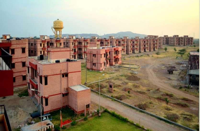 जयपुर से संचालित हो रहा है जोधपुर स्थित पुलिस विश्वविद्यालय, 4 साल नहीं नियुक्त हुआ है स्थाई कुलपति