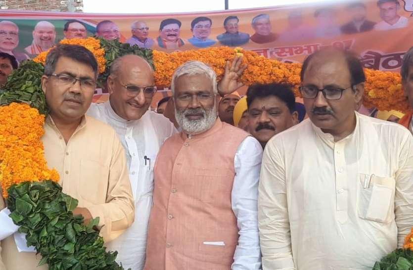 कांग्रेस के पूर्व विधायक के बाद अब सपा के पूर्व जिलाध्यक्ष ने भी छाेड़ी पार्टी, हाे लिए भाजपा के साथ
