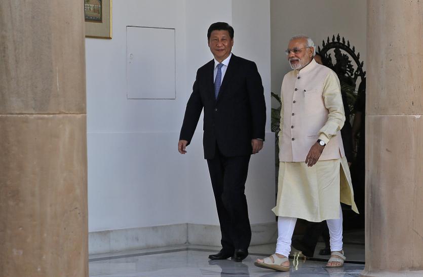 शी जिनपिंग की मेहमाननवाजी में जुटा भारत, थाली में परोसा जाएगा साउथ इंडियन खाना