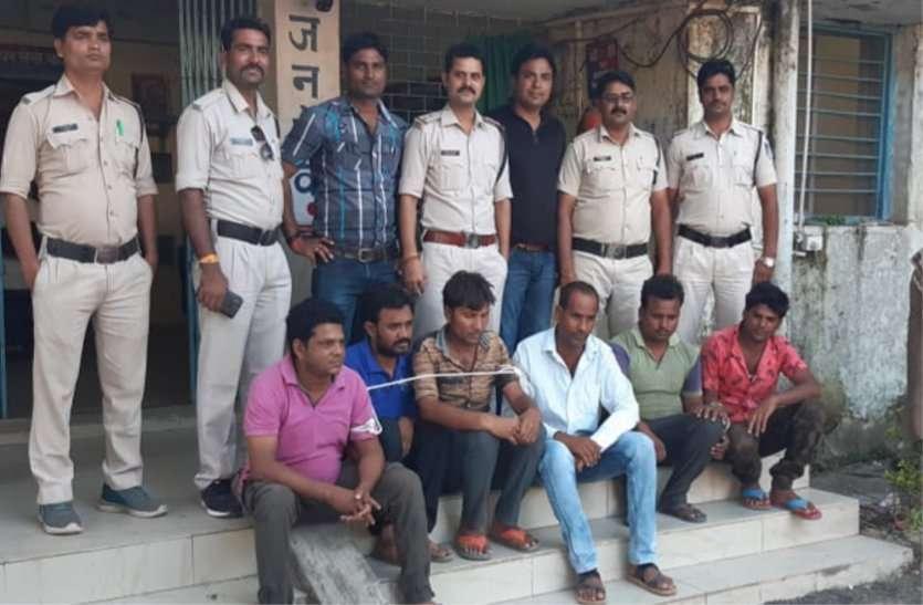 युवकों पर जानलेवा हमला करने वालों को पुलिस ने किया गिरफ्तार, न्यायालय ने भेजा जेल, पढ़ें खबर