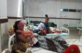 महिलाओं में खून की कमी, योजनाएं हो रही फ्लाप