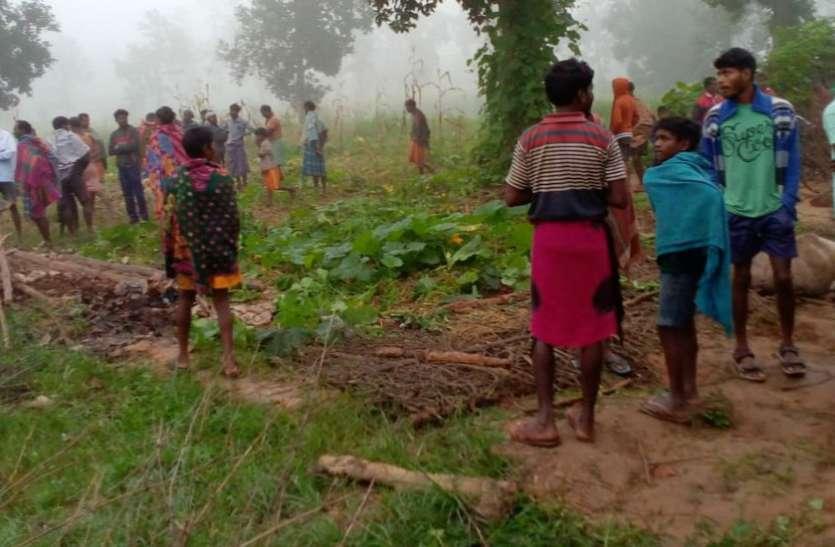 गजराज का तांडव: पहले ग्रामीण, अब बीट गार्ड को पैरों तले कुचला, मौके पर मौत
