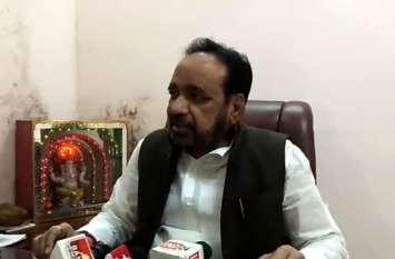 सिंधिया के बहाने भार्गव ने सरकार पर किया हमला, कहा- एमपी में हैं कई सीएम