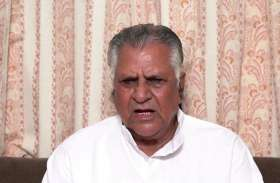 अब मंत्री ने दी सफाई, बोले राजनीतिक साजिश के तहत किया अधूरा वीडियो वायरल