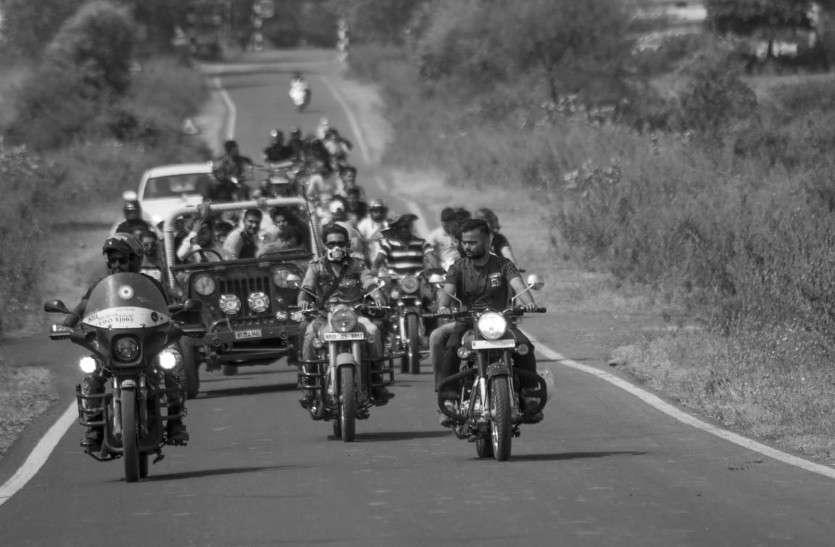 उज्जैन के इस रूट पर है बाइक राइडिंग का असली मजा