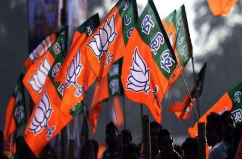 केन्द्र और उत्तर प्रदेश में सत्तासीन भाजपा में 'एक अनार सौ बीमार', इस कारण पार्टी करा रही सर्वे