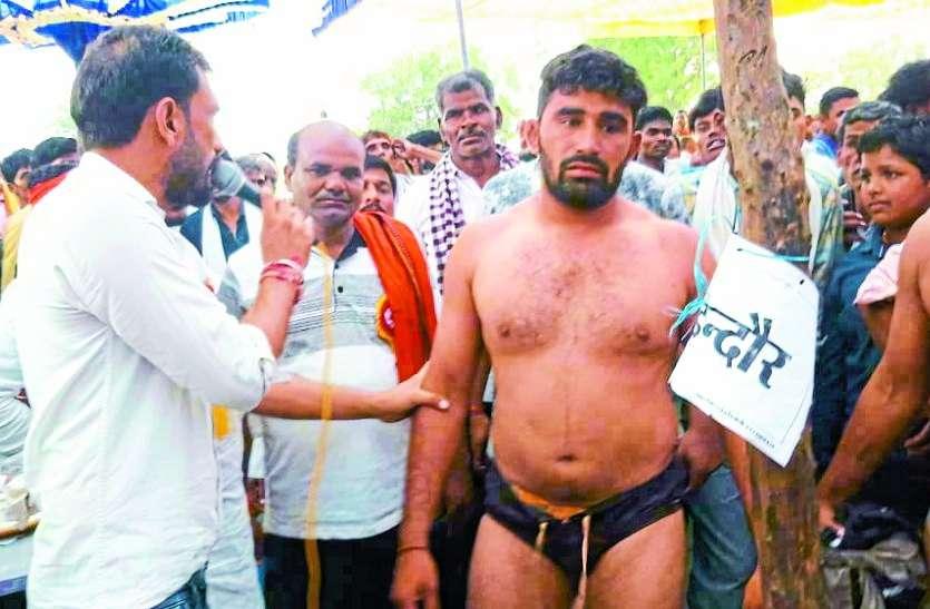 दंगल में सलमान खान के साथ कुश्ती लड़े थे राहुल पटेल