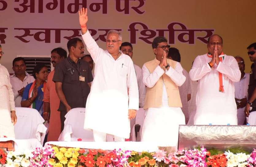 नया ट्रांसपोर्ट नगर बसाने बरबसपुर से गोपालपुर तक की सड़क होगी फोरलेन, मुख्यमंत्री ने की घोषणा
