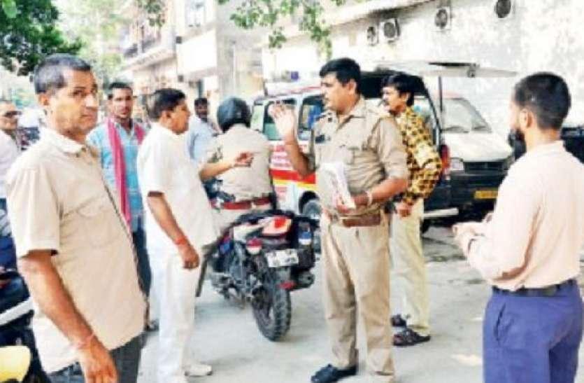 Ghaziabad: 1200 रुपये के लिए 12वीं के छात्र के साथ दोस्त ने कर दिया यह कांड