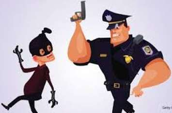 आईएएस के पिता से हुई लूट के मामले में उदयपुर पुलिस की तत्परता देखिए : चौथे दिन ही धर लिया आरोपियों को