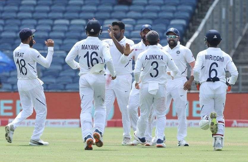 IND vs SA : दक्षिण अफ्रीका 275 रनों पर ऑल आउट, भारत को मिली 326 रनों की विशाल बढ़त