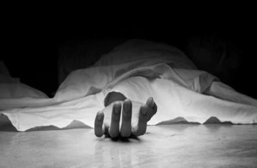 मकान निर्माण के दौरान हुआ हादसा, पिलर गिरने से मजदूर की मौत
