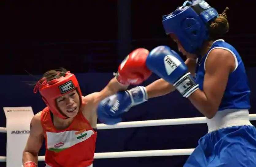 भारत के लिए निराशा की ख़बर, विश्व महिला मुक्केबाजी के सेमीफाइनल में हारी मैरी कॉम