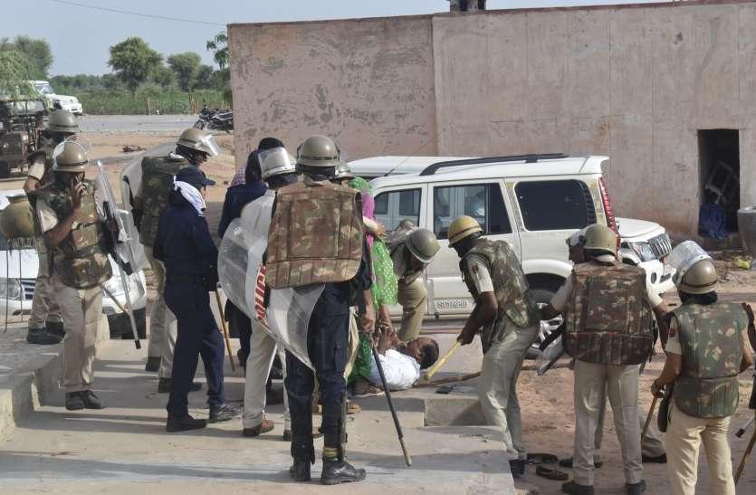 आरएलपी विधायकों व नागौर एसडीएम के खिलाफ दर्ज मुकदमों की जांच करने नागौर पहुंची सीआईडी-सीबी की टीम