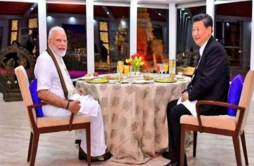 पीएम मोदी से मिलकर गदगद हुए चीनी राष्ट्रपति जिनपिंग बोले, दोस्तों की तरह खुलकर बातचीत की