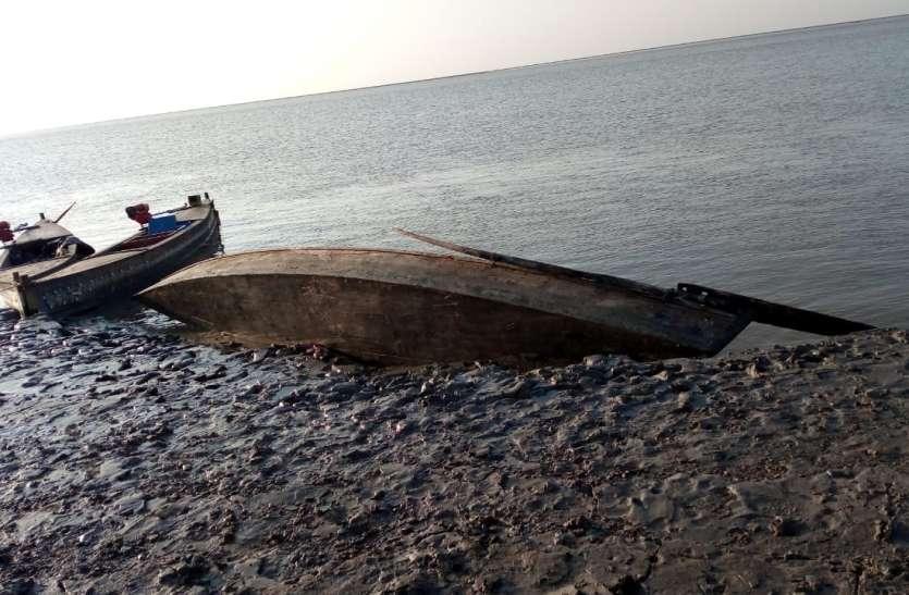 Haraminala इलाके से मिली पांच लावारिस Pakistani boat