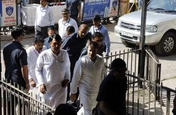 Video news: Criminal defamation के जुड़े मामलों में Rahul Gandhi Ahmedabad की अदालत में हुए पेश