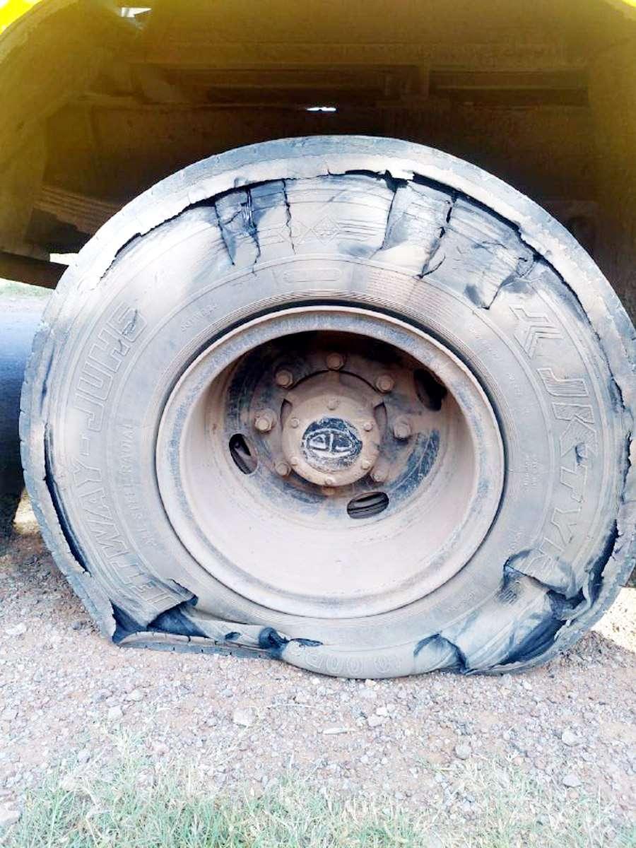 Satna school bus accident