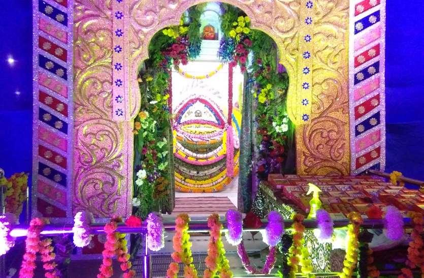 shahpura : श्री श्याम बाबा के मेले में उमड़ा श्रद्धा का सैलाब, सजाई छप्पन भोग की झांकी