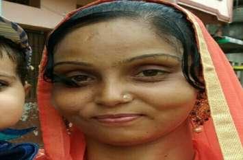 दरिंदे पति ने गला घोटकर पत्नी की हत्या की