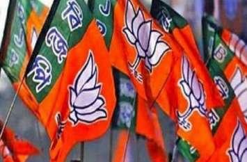 भाजपा के लिये किसी अग्निपरीक्षा से कम नहीं है जैदपुर का उपचुनाव, कांग्रेस के तनुज पुनिया से मिल रही कड़ी चुनौती