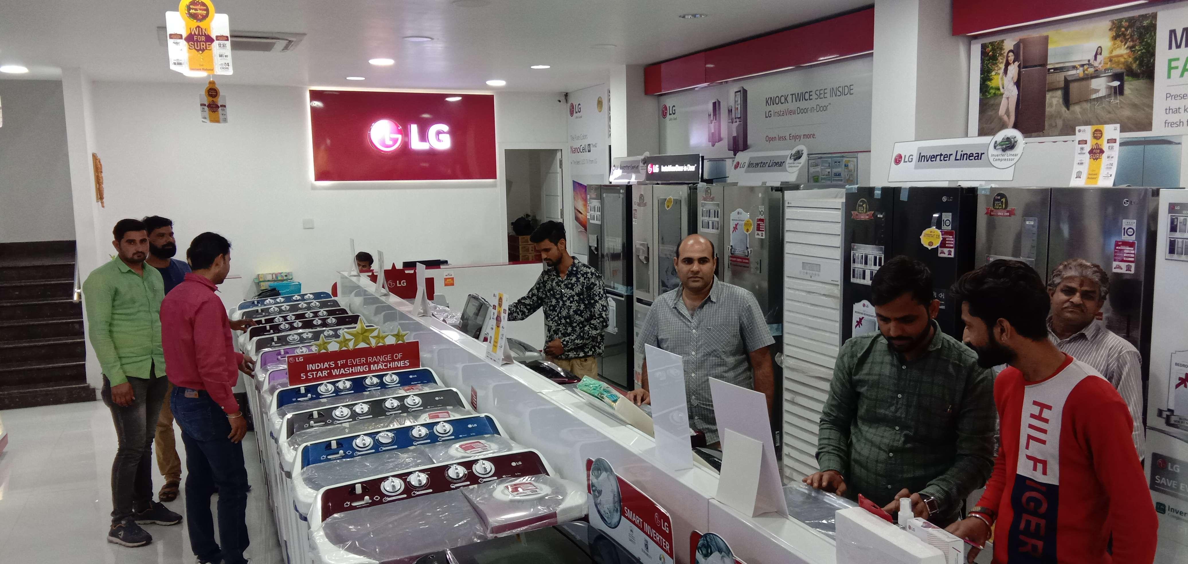 Diwali festival offers in Electronics item at bikaner