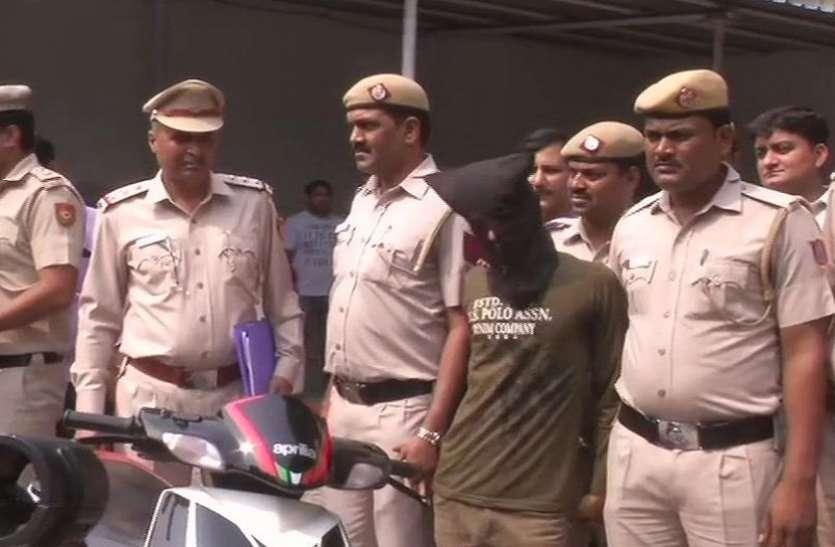 दिल्ली: PM मोदी की भतीजी से छीनाझपटी मामले में पुलिस ने आरोपी को गिरफ्तार किया, पर्स और पैसे बरामद