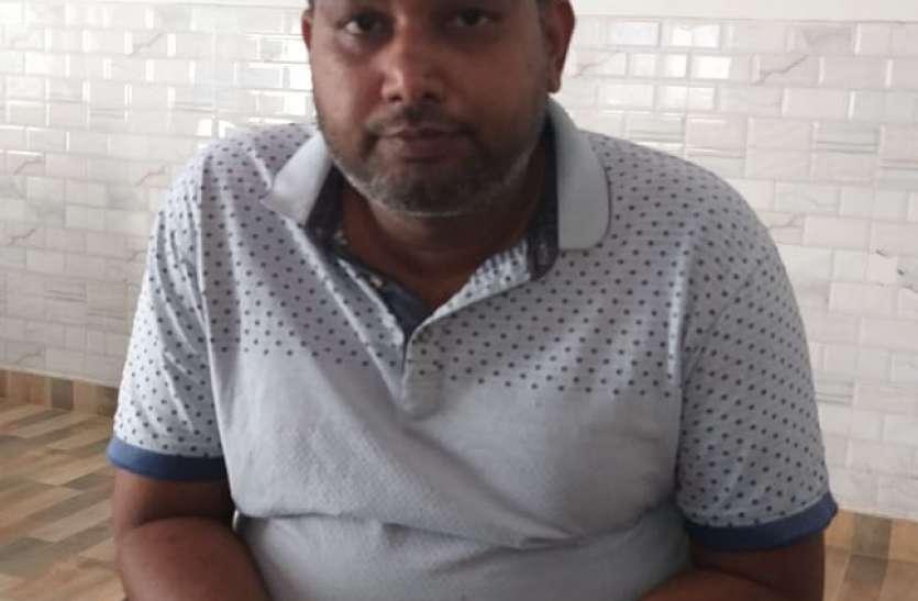 क्रूड ऑयल चोरी के मामले में एक आरोपी पुलिस के हत्थे चढ़ा