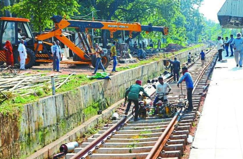 सारे जतन फेल, जबलपुर रेलवे स्टेशन की सफाई व्यवस्था बेपटरी