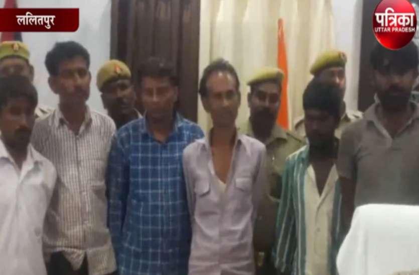 पुलिस की गिरफ्त में आया वाहन चोरों का गैंग, ऐसे चढ़े पुलिस के हत्थे