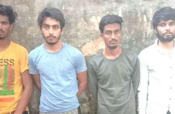 इस तरह पुलिस जोड़ती गई विहिप नेता की हत्या की कडिय़ां