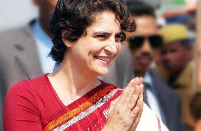 प्रियंका ने यूपी में कांग्रेस को मजबूत करने की ये कर ली तैयारी, विपक्षी दलों में मची खलबली