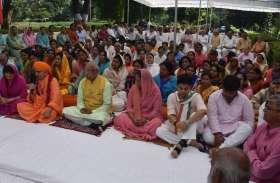 सिंधिया ने फिर चौंकाया, उस कार्यक्रम में अचानक पहुंचे जहां मौजूद थे भाजपा के कद्दावर नेता