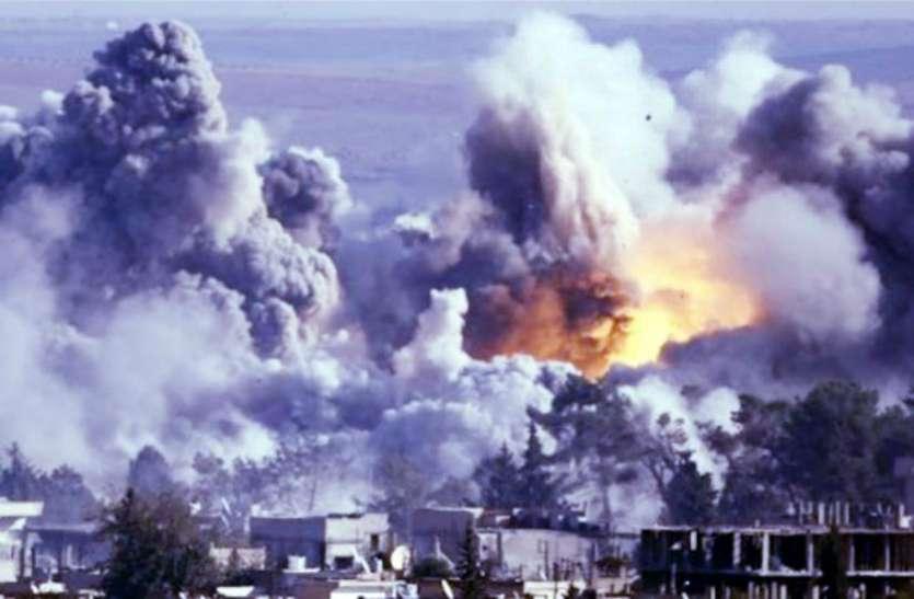 सीरिया में तुर्की की सैन्य कार्रवाई में 9 की मौत, फ्रांस व जर्मनी ने हथियार आपूर्ति पर लगाई रोक