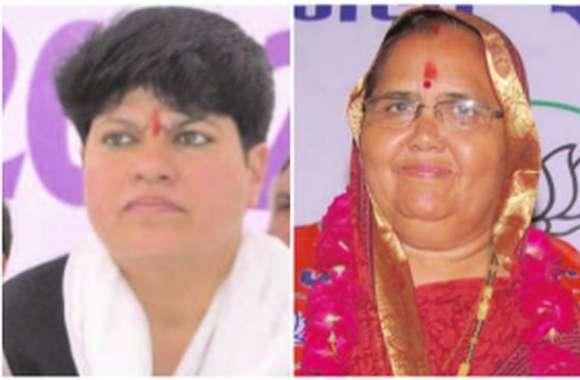 जानिए राजस्थान के इस उप चुनाव में बहू व बेटी की टक्कर में किसका क्या है मजबूत पक्ष