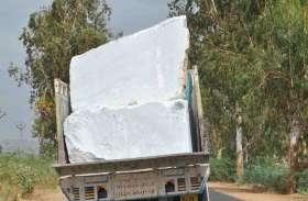 ई-रवन्ना, धर्म कांटा की वजन पर्ची से पकड़ेंगे ओवरलोड वाहन