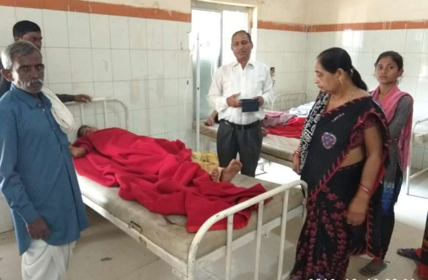छात्रावास में रह रही छात्रा की क्यों खराब हुई तबियत