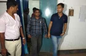 जशपुर के श्रम निरीक्षक को 40 हजार का रिश्वत लेते एंटी करप्शन टीम ने रंगे हाथों किया गिरफ्तार