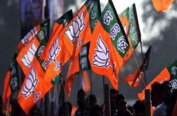 झारखंड विधानसभा चुनाव में राजग का मुकाबला नहीं : भाजपा