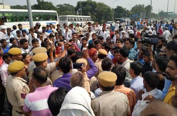 Public outrage: बांसखोह से जयपुर की सड़कों तक पहुंचा जन आक्रोश