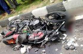 दिल्ली-जयपुर हाइवे पर सुबह गैस से भरे टैंकर ने बाइक सवार महिला को रौंदा, मौके पर ही मौत
