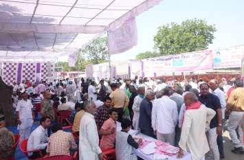 गौड़ सनाढ्य ब्राह्मण सभा के चुनाव में रही गहमा-गहमी