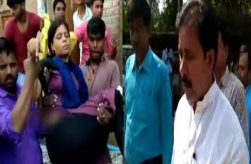 मऊ सिलेंडर ब्लास्ट: मंत्री अनिल राजभर और उपेंद्र तिवारी घटनास्थल पर पहुंचे, कहा- घायलों को बचाने का हरसंभव प्रयास जारी