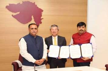Ahmedabad News लीथियम आयन बैटरी के उत्पादन में ग्लोबल मैन्यूफेक्चरिंग हब बनेगा गुजरात