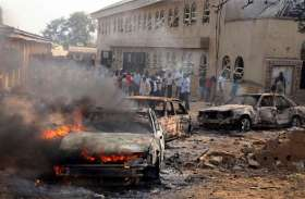 नाइजीरिया: बंदूकधारी हमलावरों ने गश्त लगा रहे अधिकारियों पर किया हमला, 5 की मौत