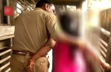 अय्याश पुलिस कांस्टेबल अपने कमरे में रोज लाता था नयी-नयी लड़कियां, परेशान पड़ोसियों ने सिखाया सबक